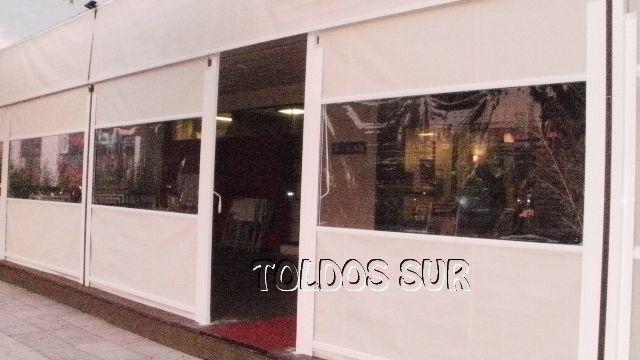 Toldos sur las rozas madrid toldos p rgolas capotas for Barras aluminio para toldos
