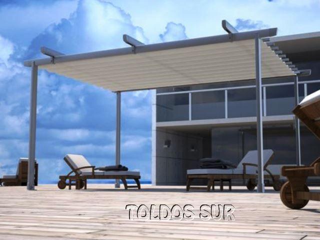 toldos y prgolas color de lona y ltimas tendencias para las terrazas de verano