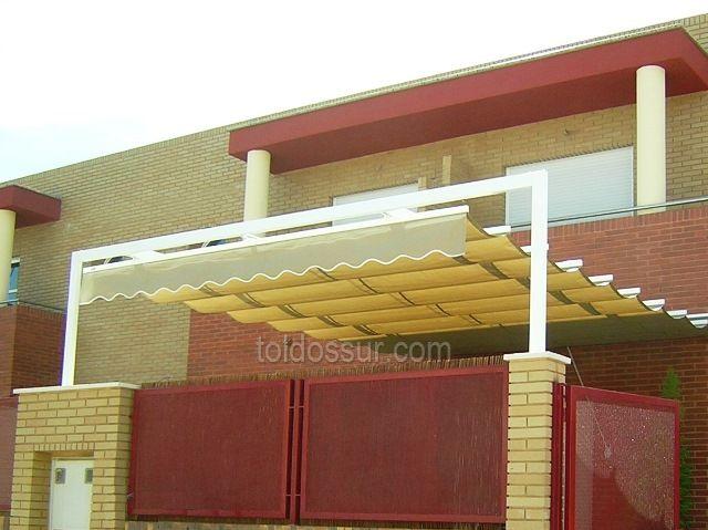 Estructuras de aluminio para terrazas blumfeldt pantheon for Estructura de aluminio para toldo