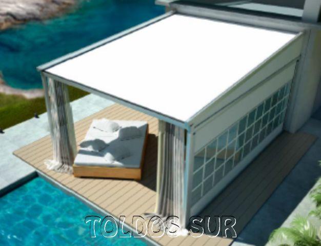 Ampliar for Toldo terraza atico