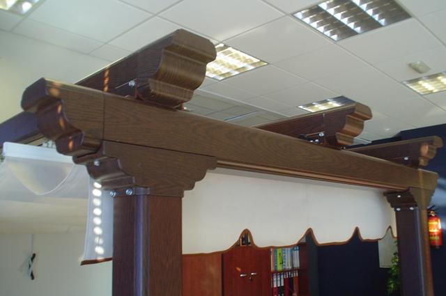 Pergolas aluminio imitacion madera images - Perfiles de aluminio para pergolas ...