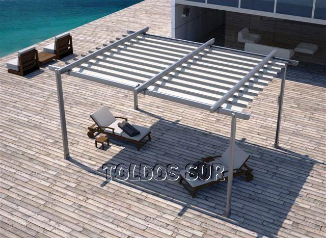 Ampliar for Herrajes de aluminio para toldos