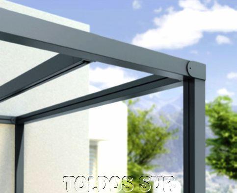 Venta de perfiles de aluminio para pergolas materiales de construcci n para la reparaci n - Perfiles aluminio para pergolas ...