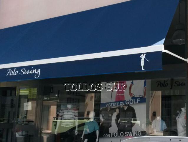 Ampliar for Toldos para locales